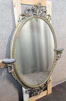 Victorian Gilt & Gesso Overmantle Mirror c.1870 (5 of 11)