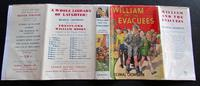 1940 2nd Edition William & The Evacuees by Richmal Crompton with Original Dust Jacket (3 of 4)
