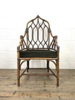 Vintage Angraves Bamboo Armchair (2 of 12)
