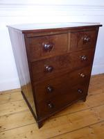 Small 19th Century Chest of Drawers (4 of 5)