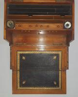 19th Century Oak Stationary Writing Box (4 of 6)