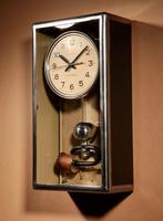 Art Deco Lepaute Very Interesting Electrical Wall Clock (2 of 14)