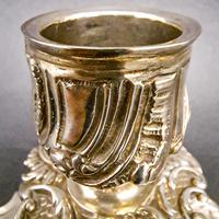 Victorian Silver Desk Candlestick (4 of 5)