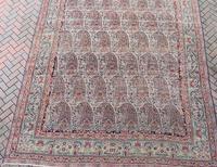 Antique Lavar Kirman Carpet 480x300cm (6 of 13)