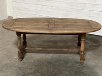 Super Rustic French Oval Farmhouse Dining Table (4 of 36)
