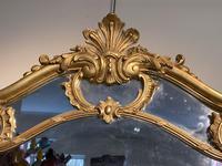 Louis XV Style Gilt Mirror (3 of 7)