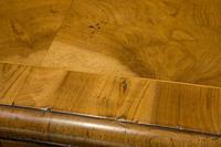 Late 18th Century Walnut Lowboy on Carved Cabriole Legs (8 of 9)