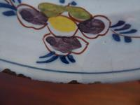 18th Century English Delft Charger (4 of 7)