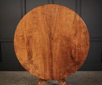 Walnut Breakfast Table By Holland & Sons (14 of 14)