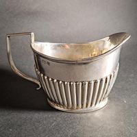Edwardian Silver Jug (4 of 5)