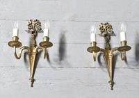 Pair of Adam Style Wall Sconces (4 of 7)