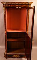Superb French Display Cabinet Kingwood & Ebony (12 of 12)