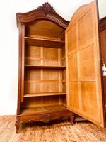 Pair of French Armoires / Two French Wardrobes (8 of 10)