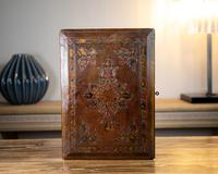 Decorative Leather Box 1870 (6 of 10)