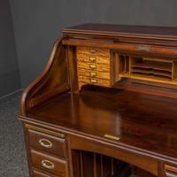 Early 20th Century Mahogany Desk (4 of 15)