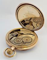 Antique 1920s Waltham Pocket Watch (4 of 5)