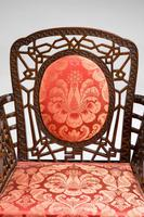 Chippendale Design Armchair - Chinese Period (3 of 6)
