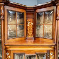 Art Nouveau Display Cabinet (4 of 11)