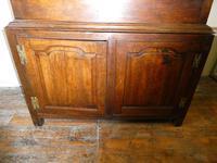 18th Century English Oak Cupboard (8 of 10)