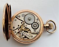 Antique 1920s Swiss Pocket Watch (4 of 5)