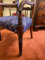 Impressive Set of Eight Mid 19th Century Mahogany Dining Chairs (5 of 5)