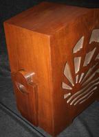 Pye Model MM Rising Sun Transportable Radio c.1931 (6 of 12)