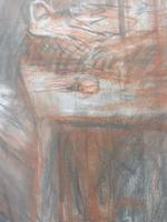 Victorian pastel portrait of grand mam artist Dodd (Free shipping to Mainland England) (7 of 10)