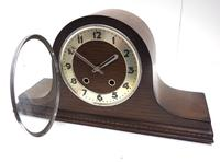 Art Deco Napoleon Hat Shaped Mantel Clock – Striking 8-day Arched Top Mantle Clock (6 of 10)