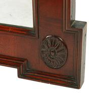 George II Style Wall Mirror (8 of 8)