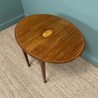 Victorian Mahogany Antique Drop Leaf Table (2 of 6)