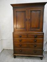 19th Century English Oak Kitchen Cupboard (12 of 12)