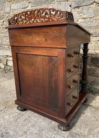 Regency Rosewood Davenport Desk (20 of 26)