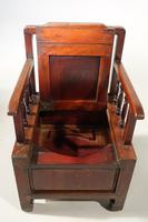 Early 20th Century Southern Chinese Childs Potty Chair in Elm (3 of 5)