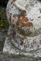 Pair of Terracotta Cherub Garden Sculptures (7 of 12)