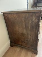 George III Gentleman's Kneehole Leather Top Mahogany Desk (5 of 12)
