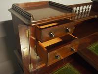 Victorian Mahogany Dickens Desk (5 of 12)