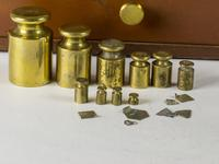 Vintage Portable Apothecary / Gold Buyers Scales (2 of 6)
