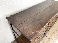 18th Century Welsh Oak Dresser Base (6 of 10)