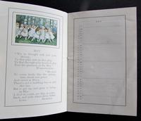 1909 1st Edition The Child Lover's Calender  Illustrated by Amelia Bauerle (5 of 5)
