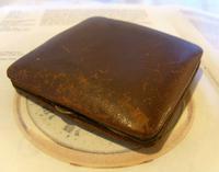 Vintage Pocket Watch Case 1940s Original Bedside Mantelpiece or Storage Case (9 of 12)