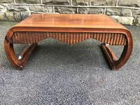 Antique Chinese Opium Coffee Table (5 of 11)