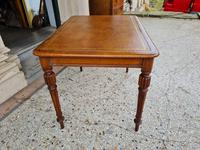 Victorian Writing Desk / Side Table (5 of 6)