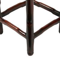 Small Chinese Rosewood Stand (7 of 7)