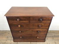 Victorian Mahogany Chest of Drawers (12 of 16)