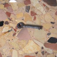 Tortoiseshell & Ormolu Mantel Clock (9 of 9)