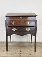 18th Century Oak Clerks Desk (3 of 12)