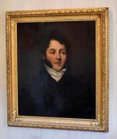 Fine Regency Period Oil Portrait of a Gentleman (2 of 9)