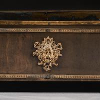 19th Century French Brass & Copper Table Planter Jardiniere (4 of 8)