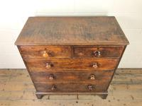 Antique Oak Chest of Drawers (3 of 10)