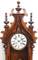 Wow! Antique German Spring Driven Striking 8-day Vienna Wall Clock by Peerless (10 of 12)